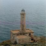 Capo d'Otranto Lighthouse, Italy