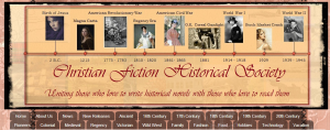 Christian Fiction Historical Society Banner Image