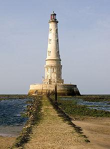 Cordouan Lighthouse, Francecourtesy USLighthouse Society, uslhs.org