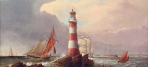 Smeaton's Lighthouse, courtesy Plymouth City Council