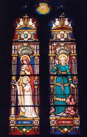 Chapel Stained Glass Windows, Cordouan Lighthouse, courtesy uslhs.org