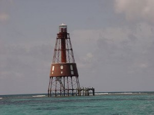 Carysfort Reef Lighthouse, Florida Keys