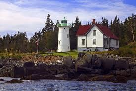 Little River Lighthouse, Cutler, Maine,courtesy, Jeremy D'Entremont