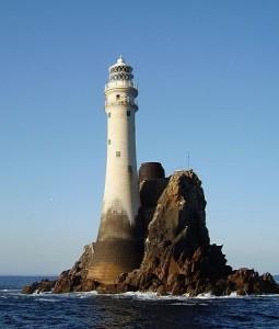 Fastnet Lighthouse, Ireland, courtesy Creative Commons