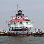 Thomas Point Light, MD
