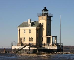Roundout Creek Lighthouse, NY