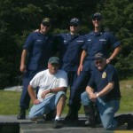 Coast Guard with Terry and Tim