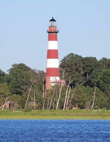 Assateague lighthouse-restored