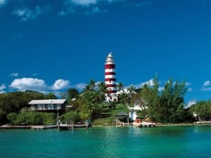 Elbow Reef Lighthouse, Hope Town, Abaco, Bahama