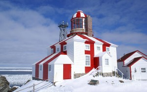 Cape Bonavista Lighthouse, Newfoundland, courtesy Annlynn Ward