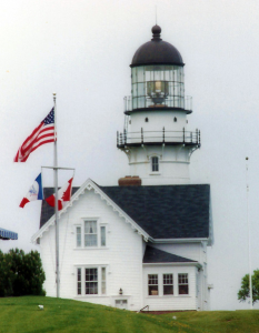 Cape Elizabeth Light, courtesy newenglandlighthouses.net