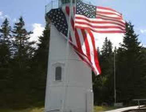 Memorial Day at the Lighthouse