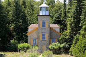 Bois Blanc Lighthouse, photo courtesy flickr.com