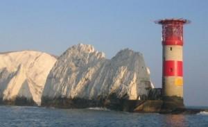 Needles Lighthouse, UK