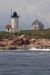 Great Duck Island Lighthouse, photo courtesay Jeremy D'Entremont