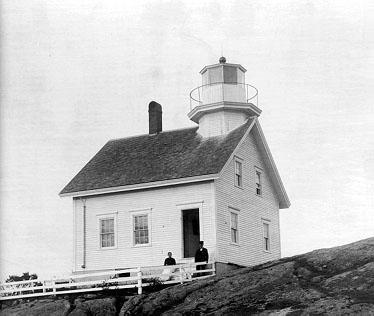 St. Croix Lighthouse, US Coast Guard photo