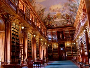 picture of library