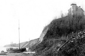 North Point Lighthouse 1855=1888