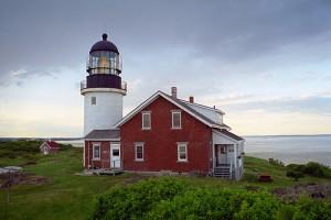 Seguin Island Light, ME
