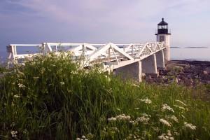 Marshall Point Light< ME, photo courtesy Jeremy D'Entremont