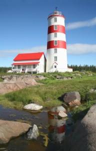 Pointe Desmonds Lighthouse, Canada