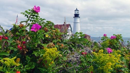 Portland Head Lighthouse, ME, courtesy Jeremy D'Entremont