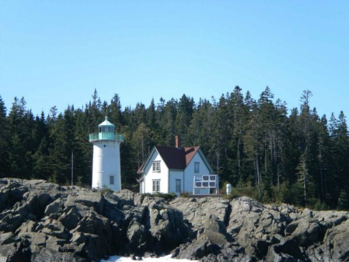 Little River Lighthouse, photo courtesy Lighthouse Digest