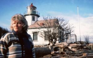 Elinor at Point Robinson, WA