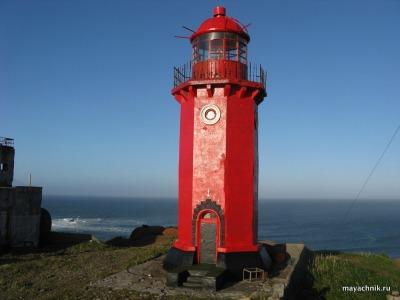 Kurbatova Lighthouse