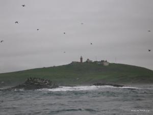 Kurbatova, view from the sea, photo courtesy mayachnik.ru