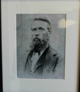 """Doc""Alonzo J. Slyfield, Point Betsie Lighthouse keeper"
