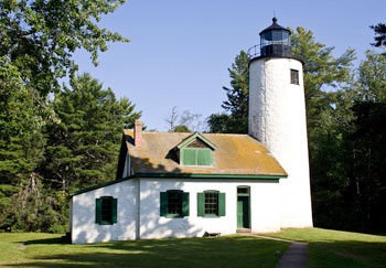 Old Michigan Lighthouse