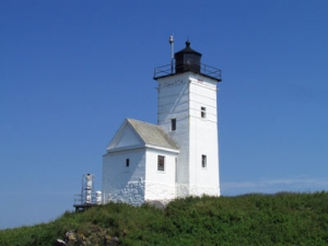 Two Bush Lighthouse today, photo courtesy Bob Trapani, Jr.