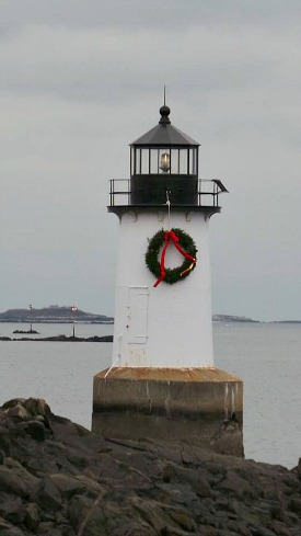 Winter Island Light, Salem, MA