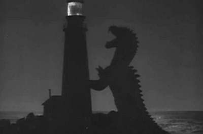 "from the movie, ""The Foghorn"""