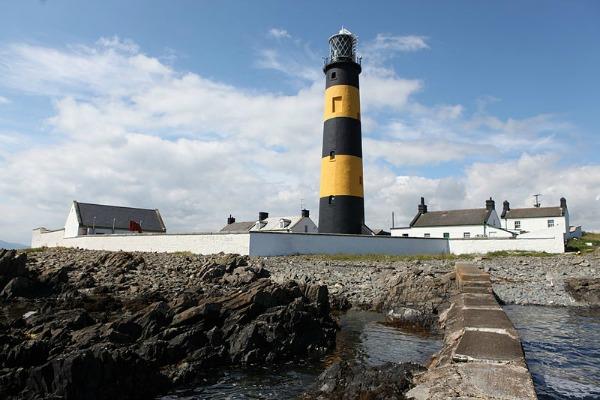 St. John's Point Lighthouse, Ireland, photo by Storefix, wikimedia commons