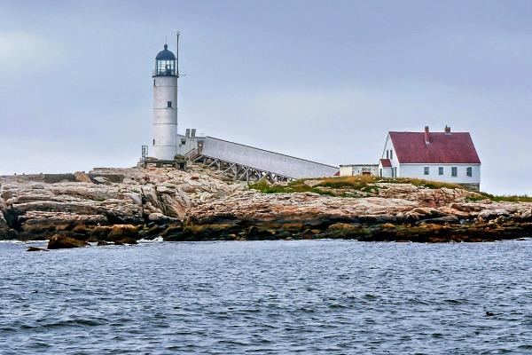 White Island (Isle of Shoals) Lighthouse