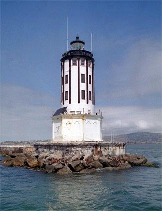 Angels Gate Lighthouse, CA, photo courtesy lighthousefriends.com