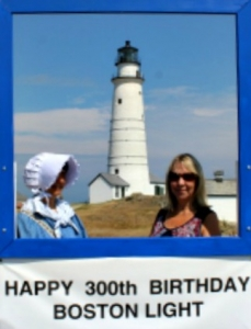 Boston Light, Me and Sally