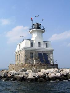Penfield Reef Light, CT