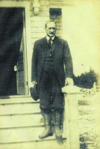 Alexander MacDonald, Seacoast Mission founder