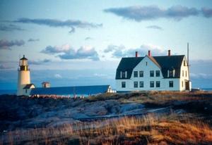 Moose Peak Lighthouse (Mistake Island)