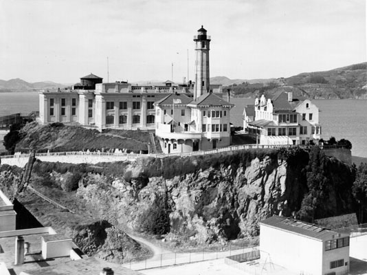 Alcatraz, San Francisco Public Library