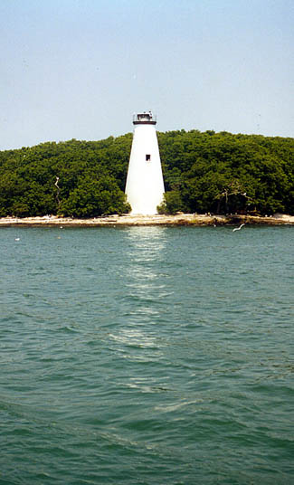 West Sister Island Light, Lake Erie, Ohio