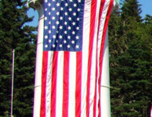 Patriotic Memories at the Lighthouse
